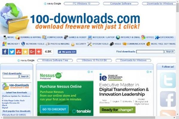 100 Descargas gratuitas y necesarias