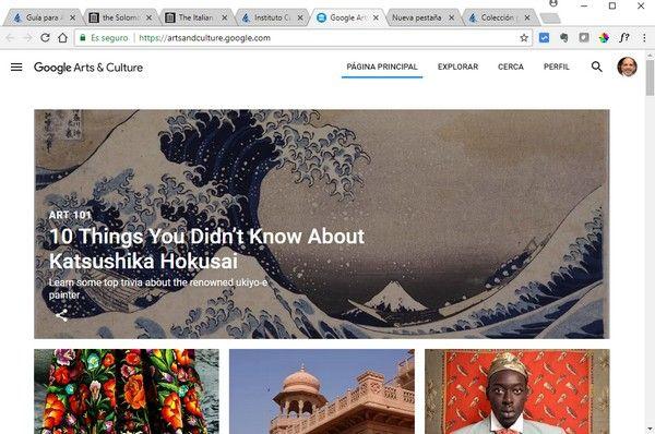 Instituto Cultural de Google