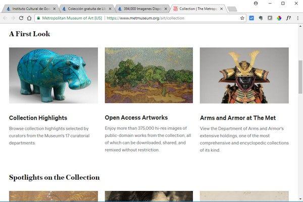Museo de Nueva York abierto para todos
