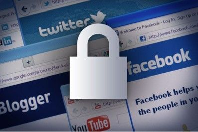 Con quien comparte su información en Facebook