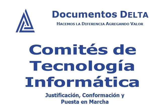 Documento: Comité de Tecnología Informática