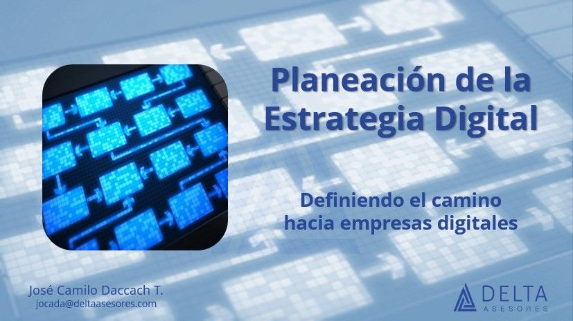 Workshop Planeacion de la Estrategia de Transformación Digital