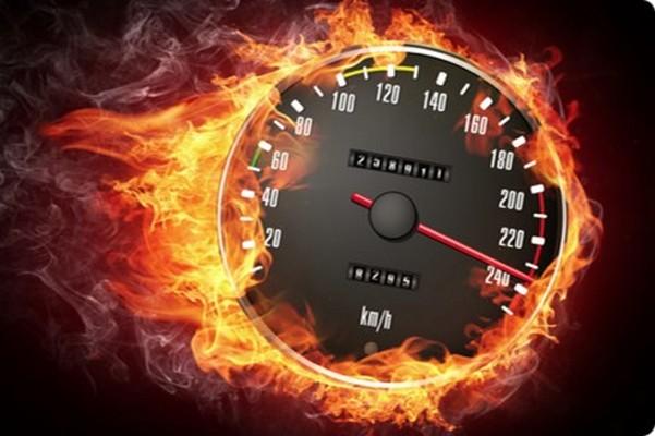 Más rápido, hay que ir más rápido