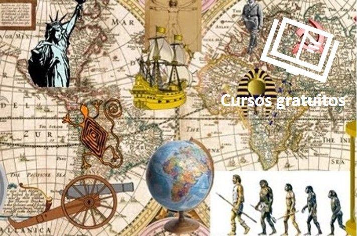 36 cursos gratuitos sobre Historia y Literatura