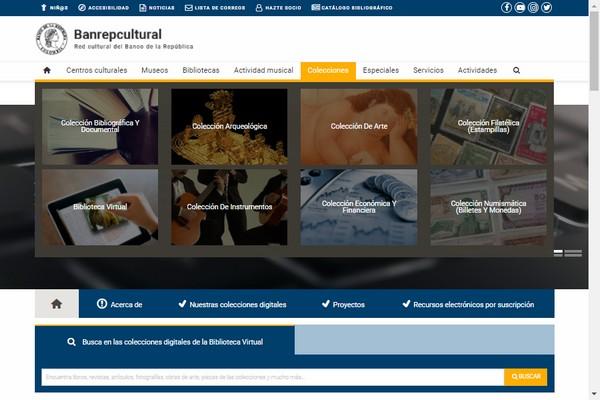 Biblioteca Virtual del Banco de la República