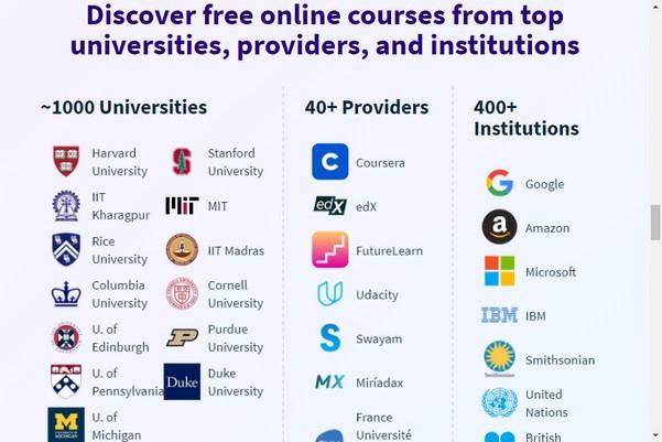 Central de Clases, buscador de cursos gratuitos