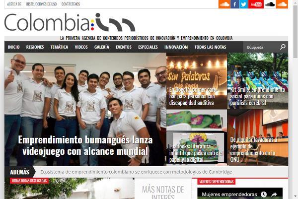 Colombia Innova, Todo sobre innovación