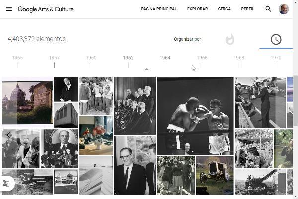 Archivo de Fotos de la revista LIFE