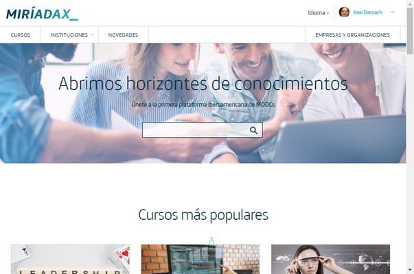 Cursos Universitarios gratuitos en español