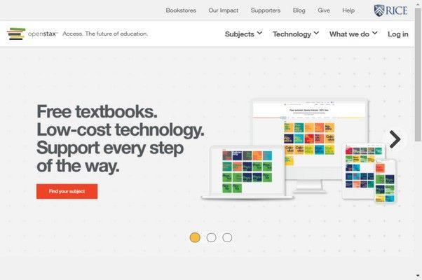 OpenStax – Libros universitarios de alta calidad y gratuitos