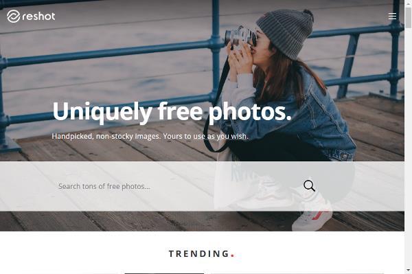 Cientos de fotografías gratuitas
