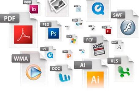 Convertidor de archivos desde el Explorador de Windows