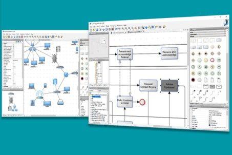 Software para elaborar diagramas de todo tipo